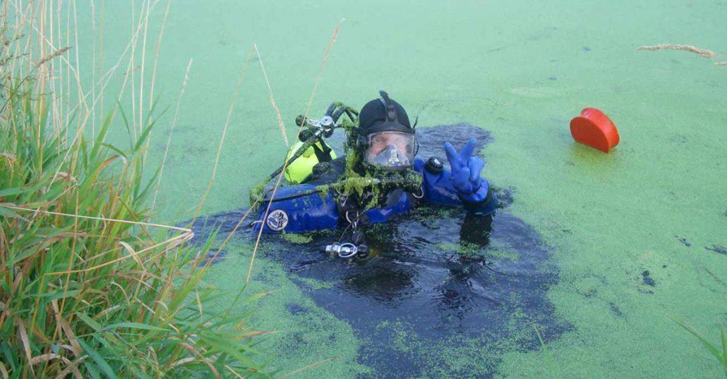 ERD Contaminated Water OPS Technician