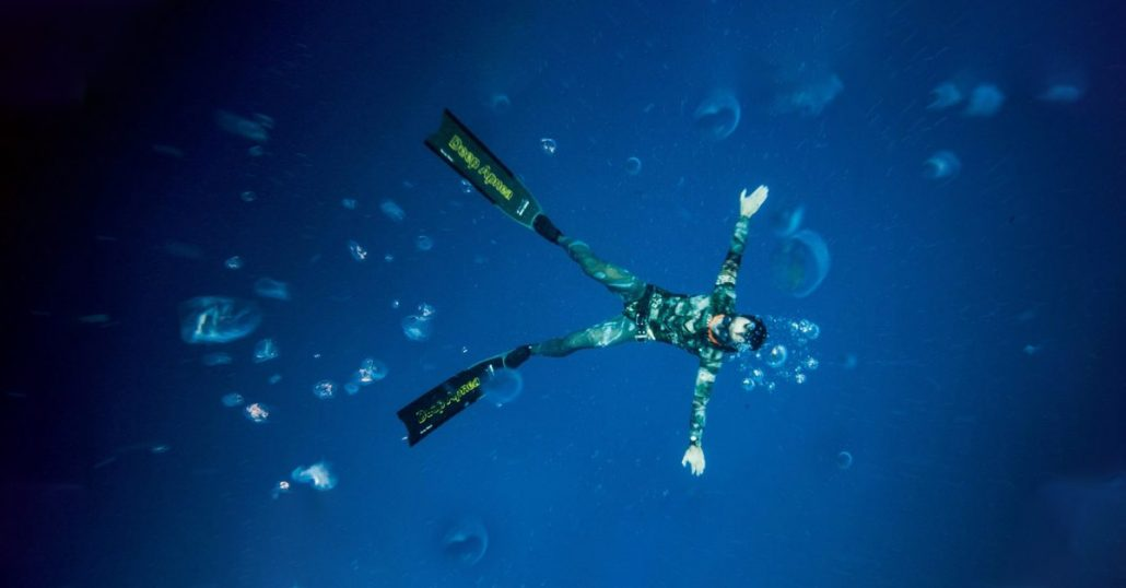 Intermediate Freediver