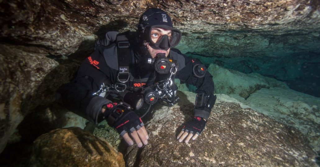 TDI Diving in Overhead Environments